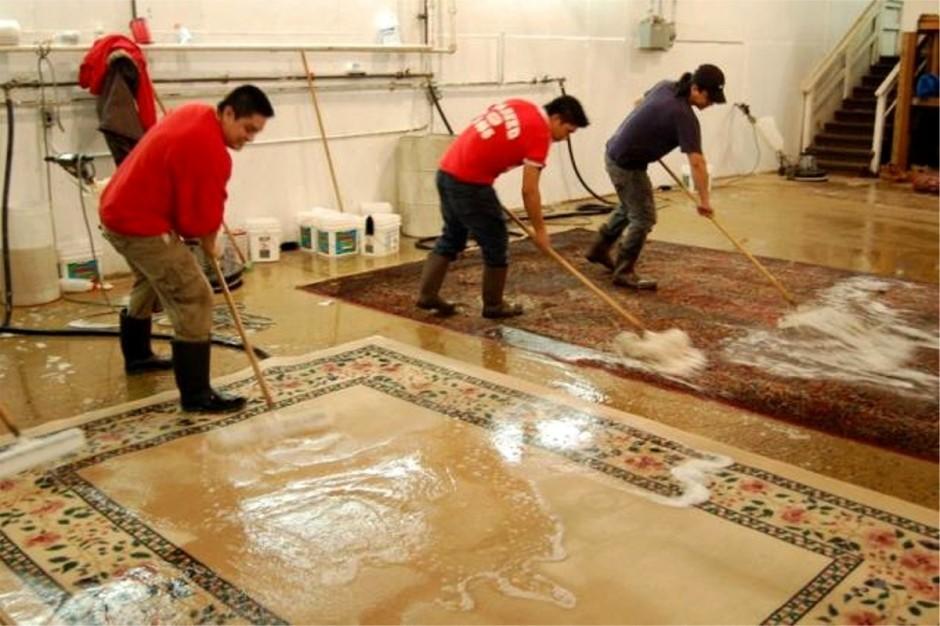 شستشوی فرش تهران